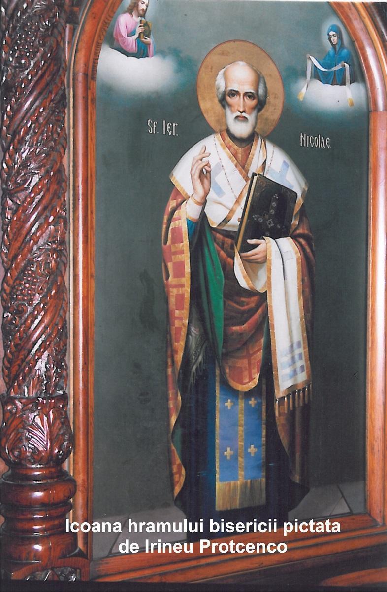 Icoana Sfântului Nicolae